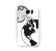 Earthbomb Samsung Galaxy Case/Skin