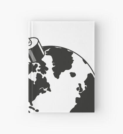 Earthbomb Hardcover Journal