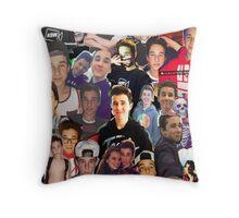 Hunter Rowland Throw Pillow