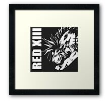 Red XIII - Final Fantasy VII Framed Print