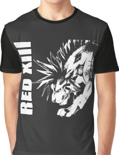 Red XIII - Final Fantasy VII Graphic T-Shirt