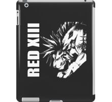 Red XIII - Final Fantasy VII iPad Case/Skin