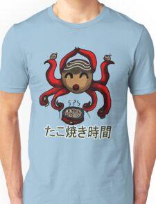 Takoyaki Time Unisex T-Shirt