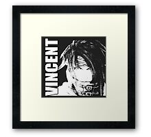 Vincent - Final Fantasy VII Framed Print