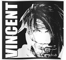 Vincent - Final Fantasy VII Poster