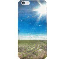 Tranquil Wind iPhone Case/Skin