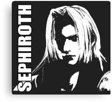 Sephiroth - Final Fantasy VII Canvas Print