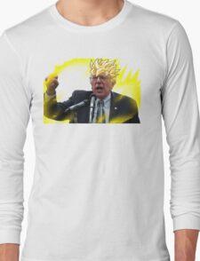 FEEL THE BERN SSJ2 Long Sleeve T-Shirt