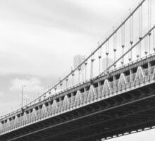 Manhattan Bridge Sticker