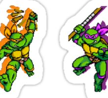 Select Your Turtle Sticker