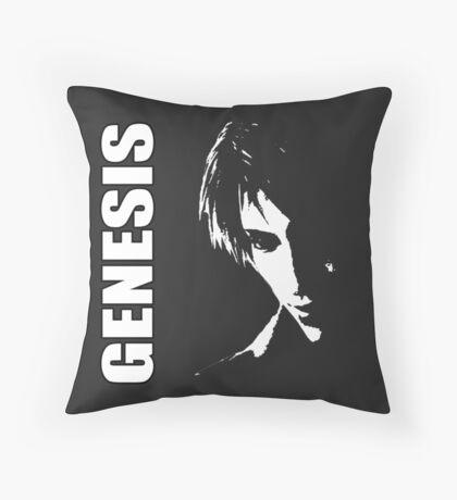 Genesis - Final Fantasy VII Throw Pillow