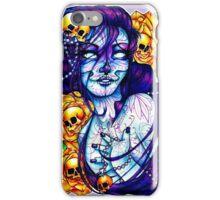 Dai de los Muertos iPhone Case/Skin