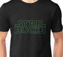 May the frappuccino be with you Unisex T-Shirt