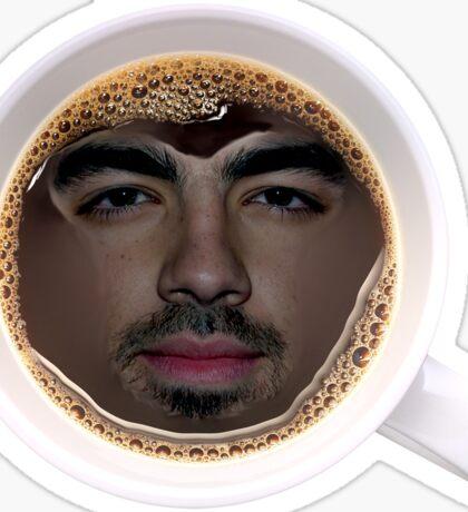 Cup of Joe (Jonas) Sticker