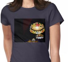 Tiifany in the Curve Womens Fitted T-Shirt