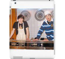 Drake and Josh Sushi iPad Case/Skin