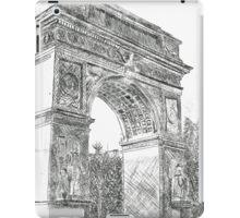 Washington Square iPad Case/Skin