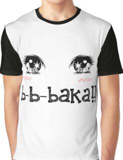 baka!! Graphic T-Shirt
