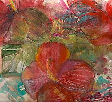 hibiscus eden by Claudia Smaletz
