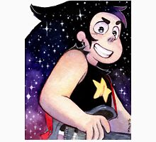 Star Child - Steven Universe Young Greg Universe with GALAXY hair  Mens V-Neck T-Shirt