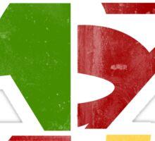 YJ Emblem Sticker