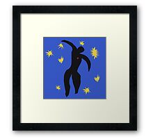 In the style of Matisse Framed Print