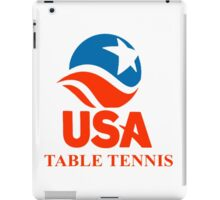 Team USA Table Tennis - Ping Pong iPad Case/Skin