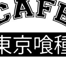 Anteiku Cafe Tokyo Ghoul Sticker
