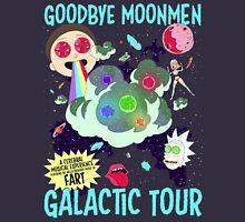 Goodbye Moonmen Galactic tour Rick Collage Unisex T-Shirt