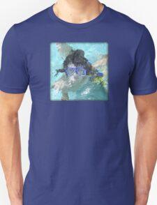 Face Under Water Unisex T-Shirt