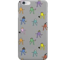 Little Dudes iPhone Case/Skin