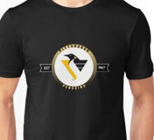 Pittsburgh Penguins vintage logo (est. 1967) Unisex T-Shirt