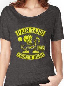 Pain Gang Fightin Irish Women's Relaxed Fit T-Shirt
