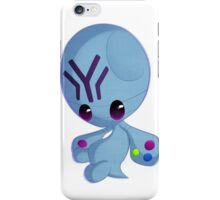 Alien bab. iPhone Case/Skin
