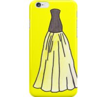 Hufflepuff Gown iPhone Case/Skin