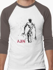 AJIN: Demi-human t-shirt / case / mug / more 3 Men's Baseball ¾ T-Shirt