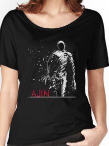 AJIN: Demi-human t-shirt / case / mug / more 3 Women's Relaxed Fit T-Shirt