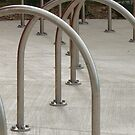 Bike Racks by Joan Wild