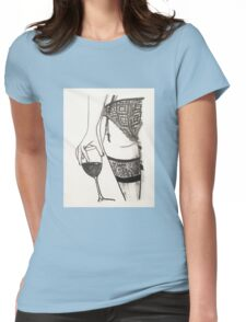 Seduction  Womens Fitted T-Shirt