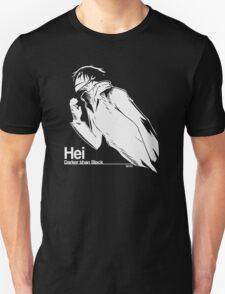 Hei - Darker than Black T-shirt / Phone case / More 3 Unisex T-Shirt