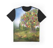 Tree Of Abundance Graphic T-Shirt