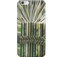 Bound Like a Book iPhone Case/Skin