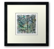 The Atlas of Dreams - Color Plate 20 Framed Print