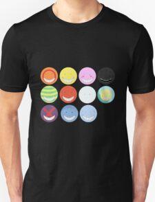 Koro Sensei Emote Page Unisex T-Shirt