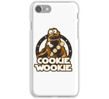 Wookie Cookie Parody iPhone Case/Skin