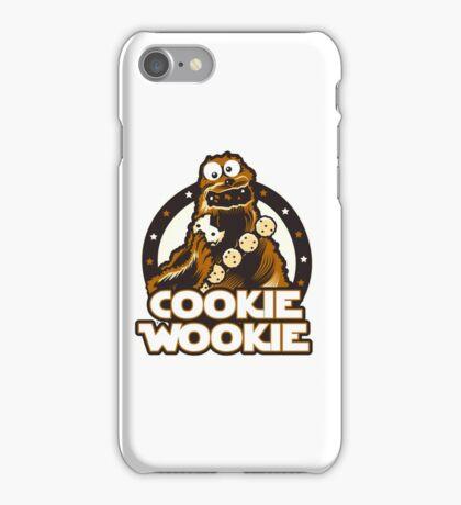 Wookie Cookie Parody iPhone Case/Skin