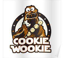 Wookie Cookie Parody Poster