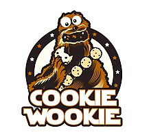 Wookie Cookie Parody Photographic Print
