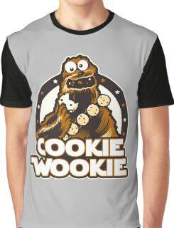 Wookie Cookie Parody Graphic T-Shirt
