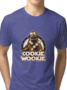 Wookie Cookie Parody Tri-blend T-Shirt